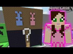 Minecraft: LUCKY HOLE GAME - PAT & JEN THEMEPARK [5] - YouTube