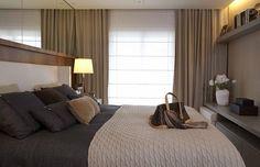 Good night.... Suite Master | Apartamento Campo Belo by AR Arquitetura&Design