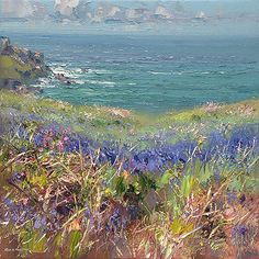 Rex PRESTON artist, paintings and art at the Red Rag British Art Gallery Great Paintings, Seascape Paintings, Landscape Paintings, Pastel Landscape, Abstract Landscape, Winter Painting, Smart Art, Selling Art Online, Art For Art Sake