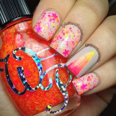 "Wicked Polish ""Arson"" http://www.polishandpandas.com/2014/02/wicked-polish-swatch-spam.html"