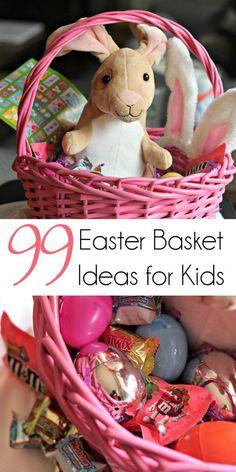 99 Easter Basket Ide
