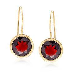 Simons Cherry earrings gtnaSW