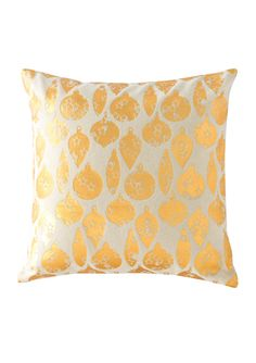On ideel: SHIRALEAH Ornaments Square Pillow