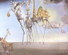 Salvador Dali Paintings 95.JPG 1,971×1,600 pixels