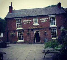 The Crooked House Pub, Birmingham