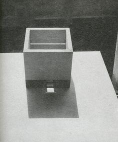 Gian Ugo Polesello, Aldo Rossi, Luca Meda. Casabella 276 1963: 41