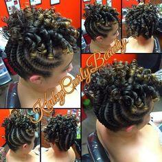 Must-try Braided Hairstyles – Lavish Braids Black Hair Updo Hairstyles, Natural Braided Hairstyles, Natural Hair Braids, Natural Hair Updo, African Braids Hairstyles, Girl Hairstyles, Natural Hair Styles, French Roll Updo, Braid Styles
