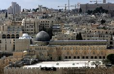 Jerusalem, Israel...Oh, the old Holy City of Israel.  I am a little nervous about embarking on that journey, but oh, how I would love to visit the very places Jesus walked.
