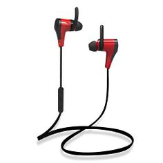 HAVIT® I6 Bluetooth 4.0 Wireless Stereo Sweatproof Jogger, Running, Sport Headphones Earbuds Earphone for iPhone, Android Phones and Bluetooth Version Device