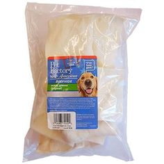 PET FACTORY 79049 Rawhide Dog Chip, 6-Ounce ~ You can see this great product. (This is an affiliate link and I receive a commission for the sales)