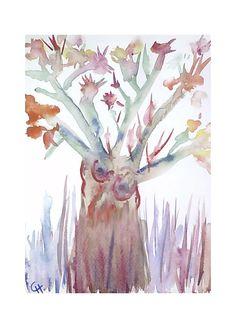 """arbre confident"""