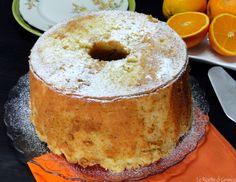 Chiffon+Cake+all'arancia+-+Ciambellone+Alto+Americano