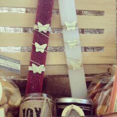 easter candle Easter Candle, Easter Crafts, Wax, Traditional, Decor, Decoration, Home Decoration, Decorating, Deco