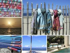 The Ibiza towel is very useful and comfortable for the beach as it is lightweight (easy to pack!) and it dries quickly. Because of the gorgeous colors the towel is also perfect to wear as a sarong / pareo. Available at Le Souk in various colors Planet Colors, Edinburgh Hotels, Magic Island, Coastal Style, Summer Trends, Beach Towel, Ibiza, My Style, Photography