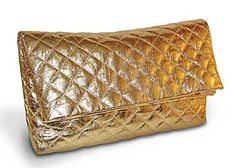 I adore this over-sized clutch (it's big!)