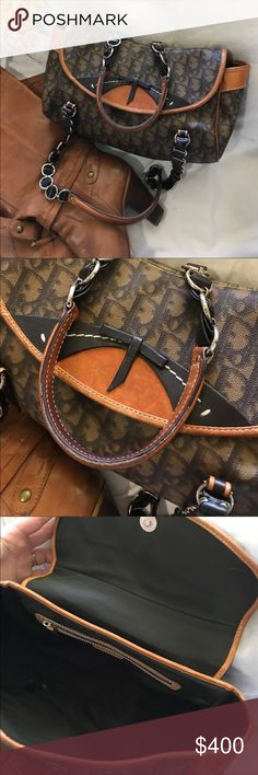 Christian Dior monogram trotter bag Relisted after cancel trade. TVH Christian Dior Bags Satchels