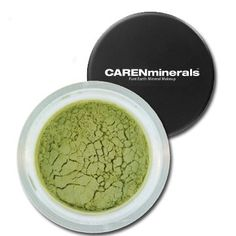 CARENminerals Eyeshadow Sheen Sunny Green ** This is an Amazon Affiliate link. You can get more details by clicking on the image.