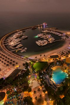"""luxuriousimpressions: """" View From Jumeirah Beach hotel.By Dany Eid """""""
