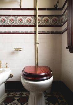 53 Best Olde English Tiles I Bathroom Images On Pinterest