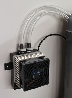 CSXC-1 Thermoelectric Chiller Wall Mount Kit!