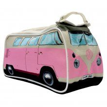 Kulturbeutel VW Bus pink