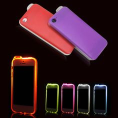 iPhone 5S LED Color Case