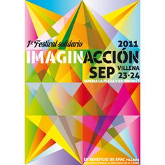 Imaginaccion Diagram, Concept, Poster