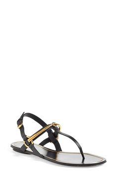 d1b00fd0658fc6 Gucci  Tess  Bit Sandal (Women) available at  Nordstrom Black Sandals