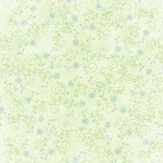 soft green paper.