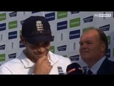 I remember that 2014 moment. Jimmy Anderson struggles to hold back the tears after England's last-gasp defeat to Sri Lanka. James Anderson, Sri Lanka, Cricket, Hold On, Legends, England, In This Moment, Cricket Sport, Naruto Sad