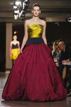 Oscar de La Renta Ready To Wear Fall Winter 2015 New York