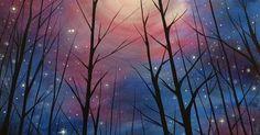 Just Pinned to Skies: Paint Night Idea More http://ift.tt/2ptZmMn