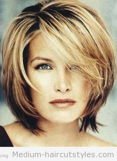 haircuts for 2013 on pintrest | hairstyles pinterest - Medium Short Hairstyles – Medium Haircuts ...