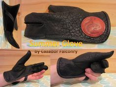 Summer glove - for the wee ones.