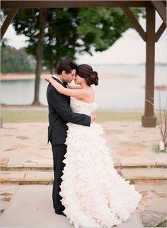Oscar, real weddings.