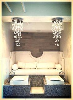 Luxury Pedicure stations! Beach House Day Spa, Birmingham, Michigan Nail Design, Nail Art, Nail Salon, Irvine, Newport Beach