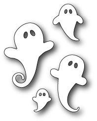 Memory Box Swirling Ghosts Die 99192 - 123Stitch.com
