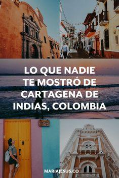 Descubre por qué deberías viajar a Cartagena de Indias en Colombia el próximo verano en este post. Clicka la fotografía para ver más. #mariajesus #colombiaturismo #cartagenadeindias #cartagenapaisajes Travel List, Solo Travel, Travel Guides, Oh The Places You'll Go, Places To Visit, Colombia Travel, South America Travel, Central America, Trip Planning