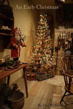 a primitive christmas...