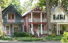 Bella Rosa Antiques: Pink Cottages