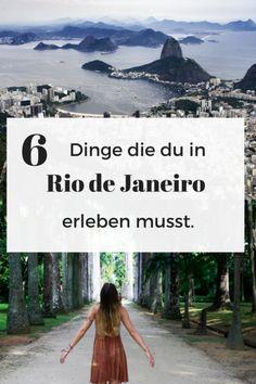 Sehenswürdigkeiten Rio de Janeiro   Reisetipps Brasilien