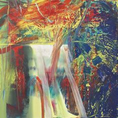 Abstract Painting 610-1 - Gerhard Richter
