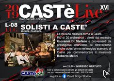 Summer shows in Casté - La Spezia Italy #concerti  #musica  #holidays  #cinqueterre  #RiccódelGolfo Cinque Terre, Comic Books, Comics, Home, Art, Comic Strips, Comic Book, Cartoons, Cartoons