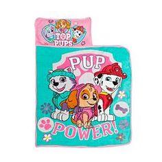 Paw Patrol Everest, Skye & Marshall Toddler Nap Mat
