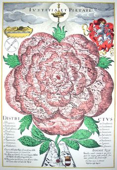 Czech Genealogy: Map Reproductions