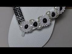 Mini Vestidos, Louis Vuitton, Flip Flops, Brooch, Beads, Sandals, Shoes, Jewelry, Youtube