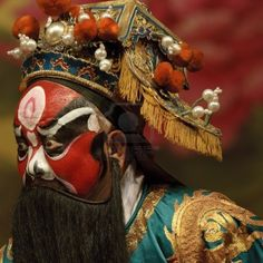 Image detail for -Chinese Traditional Opera Actor Royalty Free Stock Photo, Pictures ...
