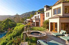 Celebrity Homes: An Inside Look : HGTV FrontDoor Real Estate