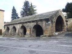 Lavoirs des Bouches-du-Rhône (13) LAMBESC