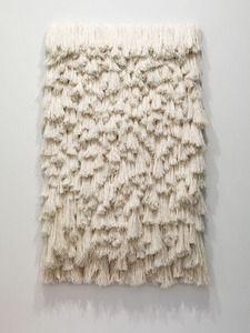 Sheila Hicks, Prayer Wall, 2012. (Linen)